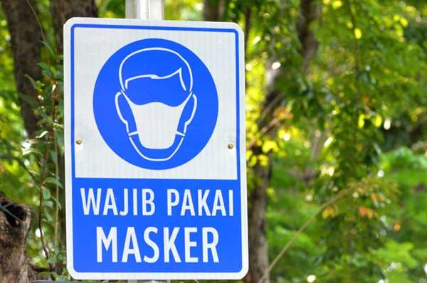 Pemkab Sragen Bakal Operasi Masker Secara Besar-Besaran