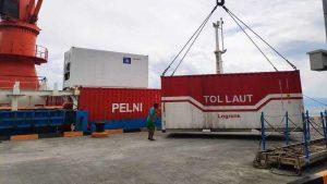 Pengiriman Logistik Tol Laut Akan Tersambung Dengan Pesawat