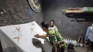 Relawan Solo Hebat Menyarankan Penggunaan Batik Asli Solo