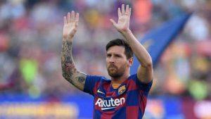 Rivaldo Beranggapan Messi Bisa di Barcelona Hingga Umur 38