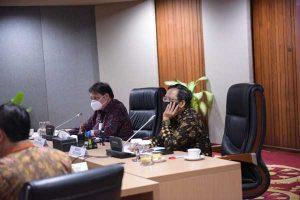 Siaran Pers Kementerian Koordinator Bidang Perekonomian Mengenai Komitmen Penanganan Covid-19 dan Pemulihan Ekonomi Nasional