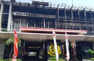 Soal Kebakaran Gedung Kejagung, Bareskrim Cek Dugaan Kelalaian hingga Kesengajaan