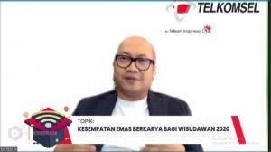 Telkomsel : Kesempatan Emas Berkarya Bagi Wisudawan 2020