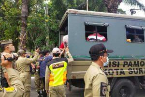 Terkait Jadwal Razia Masker Di Solo yang Bocor, Satpol PP Akui Tak Rahasiakan