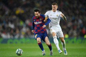 Toni Kroos: Real Madrid Tidak Menginginkan Messi
