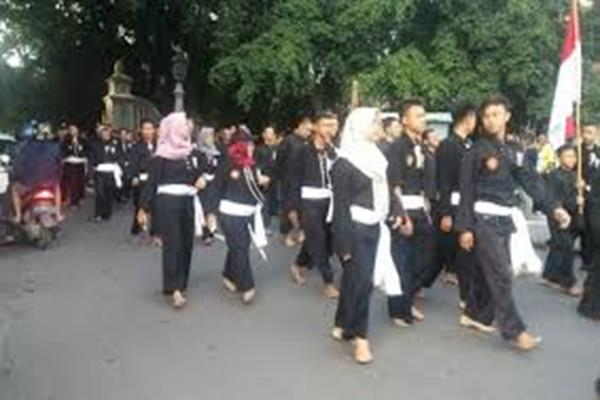 Alhamdulillah Tidak Sampai Meninggal, Anggota PSHT Diserang Pakai Senjata Tajam oleh Kelompok Bercadar