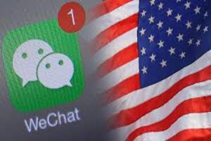 wechat and USA