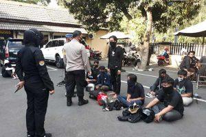 1 Tersangka Demo Omnibus Law di Balai Kota Solo Masih Di Bawah Umur