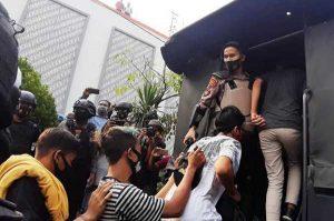 2 Orang Jadi Tersangka Saat Demo Di Balai Kota Solo