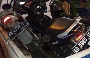 2 Pengendara Motor Tewas Akibat Kecelakaan Di Jalan Jumantono-Matesih