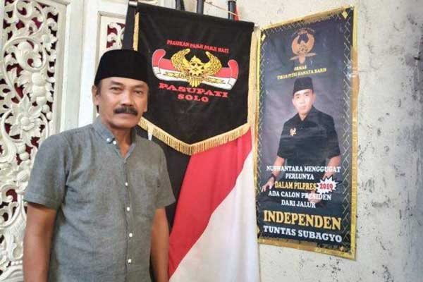 33 Bulan Tak Dibayar, Cawali Solo Bagyo Wahyono Nunggak Tagihan PDAM Rp 25 Juta