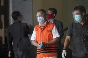 5 Orang Saksi Kembali Diperiksa KPK Terkait Kasus PT Waskita Karya
