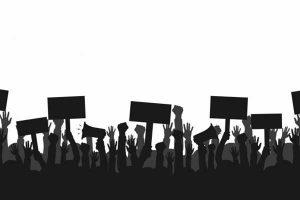 Aksi Tolak UU Cipta Kerja Di Kartasura Rusuh