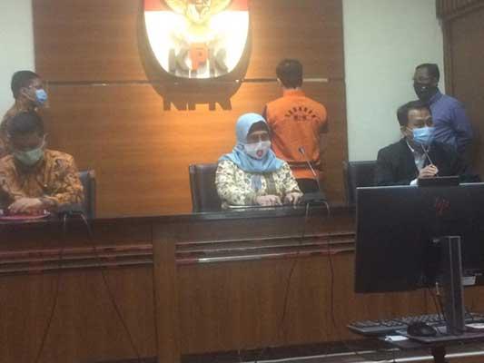 Buronan Suap Mahkamah Agung Hiendra Soenjoto Ditahan KPK
