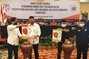 Debat Terbuka Calon Wali Kota dan Wakil Wali Kota Solo Digelar 6 November