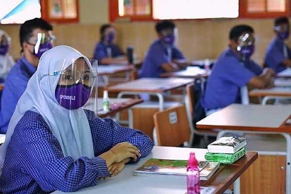 Disdik Solo Sebut Pembelajaran Tatap Muka Paling Cepat Pertengahan Oktober