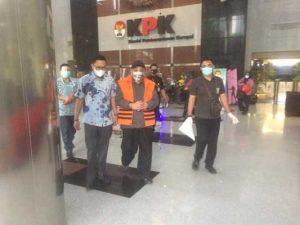Ditahan KPK, Dadang Suganda Ingin Pulang ke Bandung