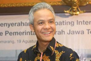 Ganjar Dukung Judicial Review UU Cipta Kerja
