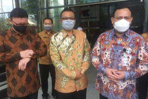 Gelar Webinar Nasional Pilkada Berintegritas 2020, KPK Ingatkan Kasus Tahun Politik