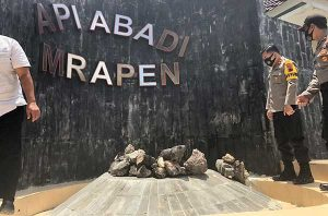 Gubernur Jawa Tengah Akan Bertidak Tegas Soal Padamnya Api Mrapen