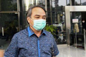 Hong Artha Didakwa Suap Anggota DPR dan Kepala BPJN IX