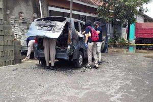 Jasad Wanita Mengenaskan Di Mobil Di Sukoharjo Dibunuh Dan Sengaja Dibakar