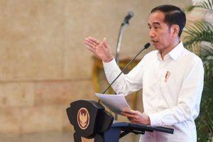 Jokowi Belum Teken Omnibus Law