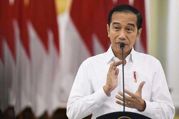 Jokowi Terbitkan Prepres Supervisi Terkait KPK