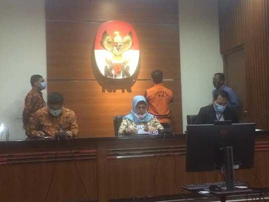 KPK Jelaskan Kronologi Penangkapan Hiendra Soenjoto