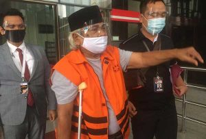 KPK Periksa Eks Anggota DPRD Sumatera Utara Syamsu Hilal