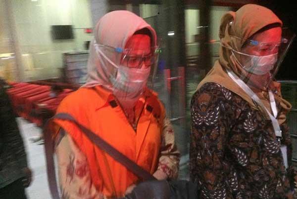 KPK Periksa Saksi Staf PT Bajra Bumi Nusantara Untuk Tersangka Desi Arryani