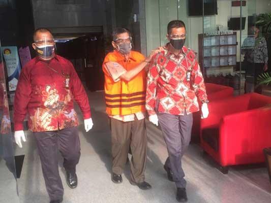 KPK Tahan Satu Tersangka Dalam Kasus Alkes RS Unair Surabaya
