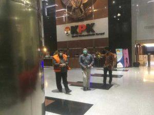 Kasus RTH Pemkot Bandung, KPK Periksa Kabid Perusahaan Daerah Pasar Kota Bandung