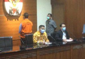 Kontruksi Penahanan Budiman Saleh di Kasus Korupsi PT DI