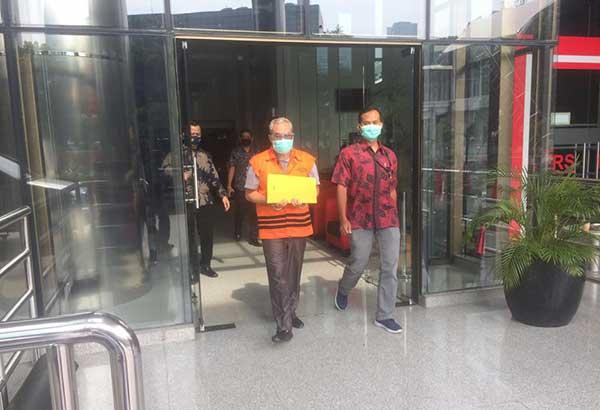 Pejabat Pembuat Komitmen Pemkab Kampar Selesai Diperiksa KPK
