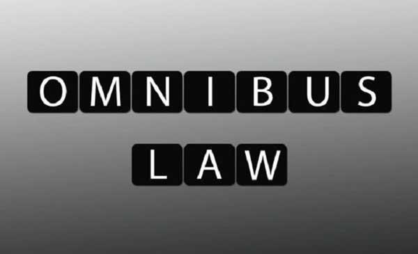 Mengenal Omnibus Law Cipta Kerja yang Hari Ini Disahkan DPR