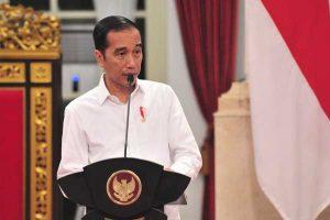 Pernyataan Lengkap Jokowi Soal UU Cipta Kerja