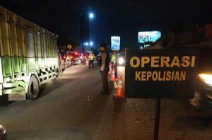 Polresta Solo Intensifkan Patroli Skala Besar Imbas Bentrokan Di Pedan Klaten
