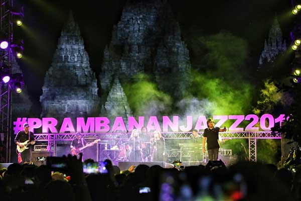 Prambanan Jazz Tahun Ini Bakal Digelar Di Panggung Virtual