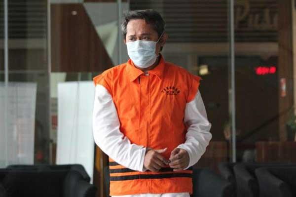Rahardian Azhar Dieksekusi KPK Ke Lapas Sukamiskin