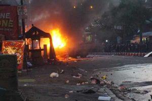 Satpol PP Sukoharjo Rugi Rp 350 Juta Imbas Truknya Dibakar Demonstran