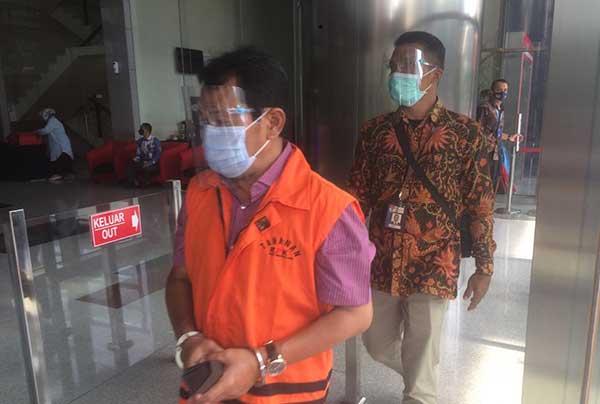 Sekda Pemkab Bogor Diperiksa KPK Terkait Kasus Rachmat Yasin