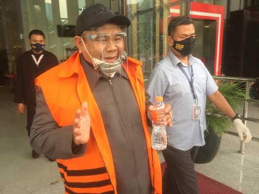 Selesai Diperiksa KPK, Dadang Suganda: Nanti Akan Saya Buka Keterlibatan Pihak-pihak Lain di Persidangan
