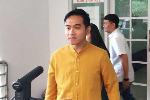 Setahun Kepemimpinan Jokowi-Ma'ruf Amin, Apa Komentar Gibran?