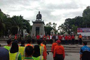 Siaga Hadapi Bencana, 932 Personel Gabungan di Solo Disiapkan