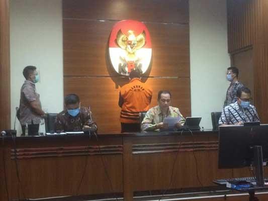 Tersangka Kasus Suap Wali Kota Tasikmalaya Ditahan KPK