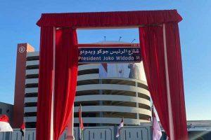 Uni Emirat Arab Resmikan Nama Jalan Presiden Joko Widodo di Abu Dhabi