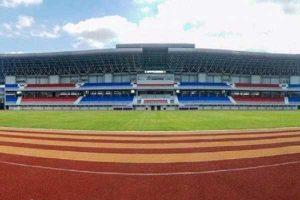Penyidik KPK melakukan pemeriksaan 9 saksi terkait kasus perkara dugaan korupsi proyek pembangunan/renovasi Stadion Mandala Krida di Yogyakarta.