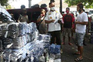 Antisipasi Pedagang Bermobil, Satpol PP Solo Berencana Dirikan Posko di Pasar Klewer