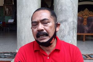 FX Rudy Sesalkan Sikap PKL Yang Ditertibkan Lantaran Melanggar Protokol Kesehatan